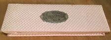 boite carton à Dragées de Baptême motif typé Art-Déco 1925-45