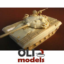 1/72 Polish PT-91A TWARDY (TOUGH) RESIN Conversion for T-72  Modell Trans 72155