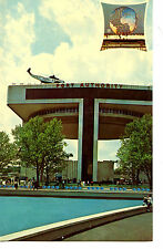 Port Authority Helicopter-New York World's Fair-1964 Exposition-Vintage Postcard