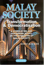Malay Society: Transformation & Democratisation - Khoo Kay Kim (new)