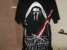 Official... Stars Wars...The Force Awakens .... T Shirt...Short Sleeve..  Large