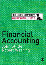 Financial Accounting (SAGE Course Companions)-ExLibrary