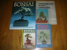BONSAI Bonkei Miniature Trees ~ Indoor Bonsai ~ Introduction ~ More