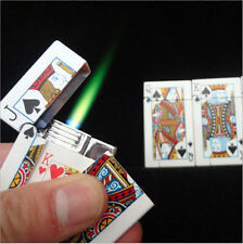 1 Jet torch windproof lighter playing tricks on friends via electric shock funny