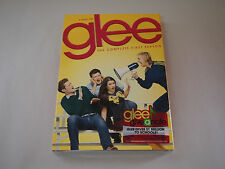 Glee The Complete First Season DVD TV Show 6-Disc Set NIB With Slip Cover