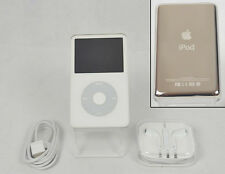 Apple iPod Classic 5th Generation White (80 GB) + Accesories (Bundle) - MINT