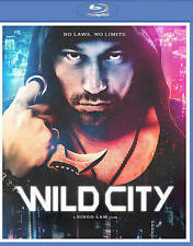 Wild City [Blu-ray], New Disc, Tong Liya, Shawn Yue, Louis Koo, Ringo Lam