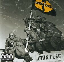 Iron Flag - Wu-Tang Clan (2001, CD NIEUW) Explicit Version