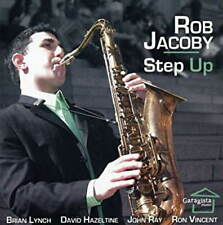 ROB JACOBY Step Up CD OOP JAZZ TENOR SAX SAXOPHONE 2007