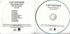 CAT STEVENS Teaser & The Firecat Deluxe Edition 2009 UK 20-trk promo test 2CD
