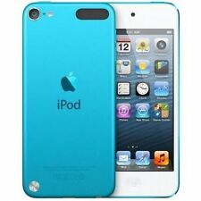 Apple iPod touch 5th Generation Blue (64 GB)