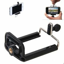 Universal Adjustable Bracket Adapter Tripod Mount Holder for iPhone Cell Phone