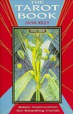The Tarot Book: Basic Instruction for Reading Cards, Jana Riley, Good Book