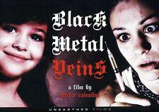 Black Metal Veins (2012, DVD NEW) WS