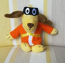 "Hong Kong Phooey 8"" plush soft toy by Cartoon Network"