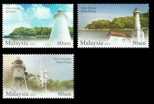 Lighthouses In Malaysia Series 2 2013 Building Marine (stamp) MNH