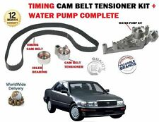 FOR TOYOTA CELSIOR 4.0 V8 1997- NEW TIMING CAM BELT + TENSIONER KIT + WATER PUMP