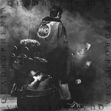 THE WHO 'Quadrophenia' Reissue Remastered Vinyl 2 X LP - NEW / SEALED