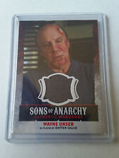 Sons Of Anarchy Season 4 and 5 Authentic Wardrobe #W13 Wayne Unser