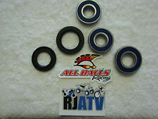 Kawasaki ZX10R 2004-2010 All Balls Rear Wheel Bearings & Seal Kit