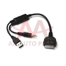 BMW Mini iPod Cable Adaptor Kit Part Number: 61120440812