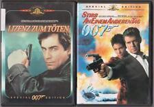 James Bond 007 Stirb an einem anderen Tag + James Bond Lizenz zum Töten DVD