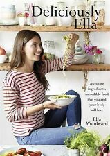 Deliciously Ella gluten and dairy free recipes - Brand New - rrp £20