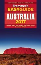 Easy Guides: Frommer's EasyGuide to Australia 2017 by Lee Mylne (2016,...