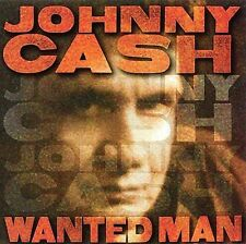 Johnny Cash Wanted Man CD '94