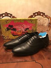 Mens VERSACE for HM Dress Shoe Lace Up Size 8 SOLD OUT IN STORES!!!