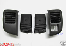 SET 4 HOLDEN RODEO RA UTE PICKUP 2003 - 06 AIR VENT VENTILATOR ISUZU D-MAX 04 05