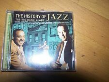 V/A:The History of Jazz - the Big Band Years CD,ARMSTRONG,ELLINGTON,GOODMAN,