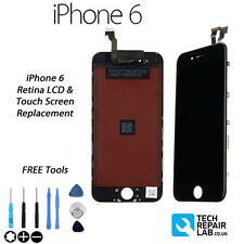 NEW Replacement Retina LCD & Digitiser Touch Screen Assembly FOR iPhone 6 BLACK