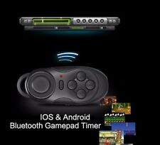 Wireless Bluetooth Remote Gamepad Controller for IOS Android Phone Tablet VR UK