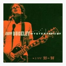 CD 12T JEFF BUCKLEY MYSTERY WHITE BOY LIVE '95 - '96