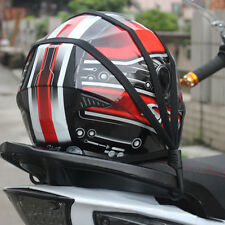 Best Motorcycle Helmet Luggage Net Rope Bungee Cord Bandage Strapping Cable