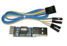 USB TO RS232 TTL PL2303 CONVERTER | FOR RASPBERRY Pi | ADAPTER CONSOLE CABLE