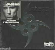 ALEC EMPIRE - Intelligence and sacrifice - 2 CD SIGILLATO SEALED