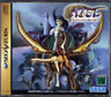 Azel Panzer Dragoon RPG SEGA Saturn SS Import Japan