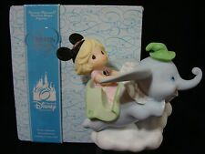 z Precious Moments-Disney Theme Park Exclusive-Dumbo-Spread Your Wings And Dream