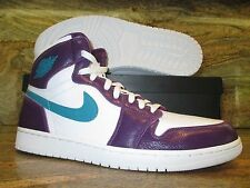Nike Air Jordan 1 Retro High OG Promo Sample SZ 13 Charlotte Hornets PE LOS