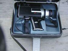 Canon Auto Zoom 518 SV Super 8 Movie Camera w/ Original Case