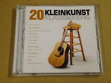 CD / 20 KLEINKUNST KLASSIEKERS