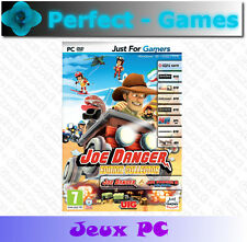 JOE DANGER 1 & 2 Edition collector PC Games jeux PC neuf new sous blister