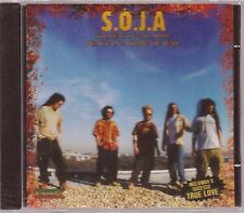 Soja CD Peace In Time Of War Soldiers Of Jah Army Brand New Sealed Best Price