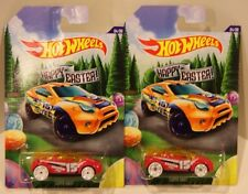 2-2015 Hot Wheels Happy Easter Super Gnat #4/6 Walmart Wheel Variation Quantity