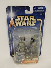 2002 Star Wars-Attack Of The Clones-SP-4 & JN-66 Research Droids