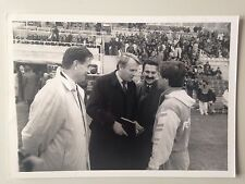 PHOTO VINTAGE FC NANTES REMISE MEDAILLE AMISSE - AYRAULT - MAX BOUYER