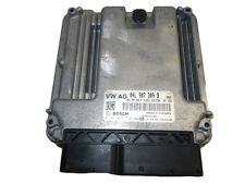 *VW GOLF MK7 1.6 TDI 2013-ON ENGINE CONTROL UNIT ECU 04L907309B - CLHA