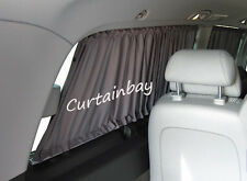 Mercedes Viano Vito 639 curtains camper curtain set grey